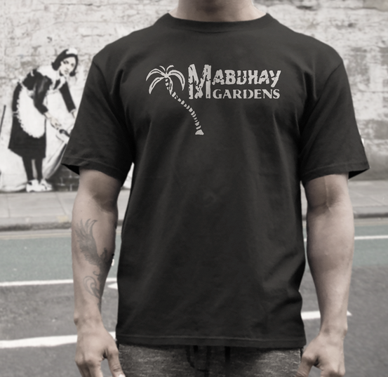 Mabuhay Gardens club t shirt punk san Francisco