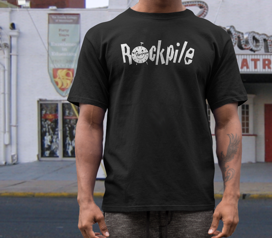 Rockpile band t shirt