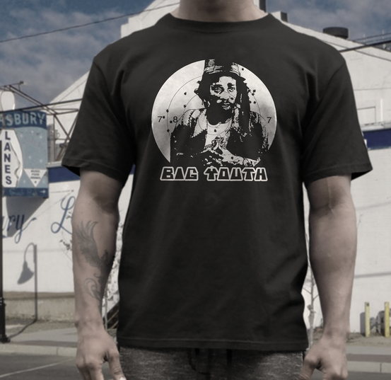 Big Youth band t shirt