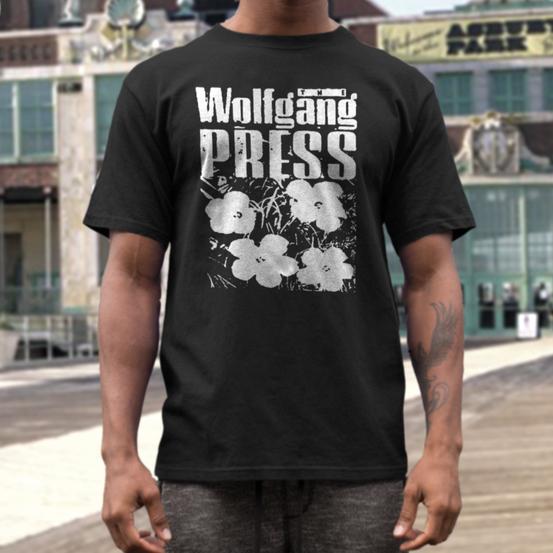 Wolfgang Press band t shirt post punk industrial rema rema