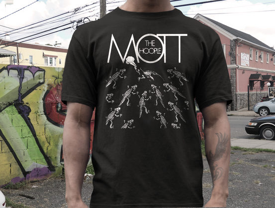 Mott the Hoople band t shirt