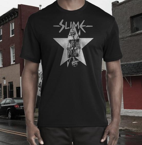 Slime band t shirt  German Punk Hardcore