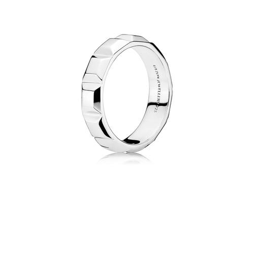 Utzon Jewellery Copenhagen – Smykker – pyramidering i sølv