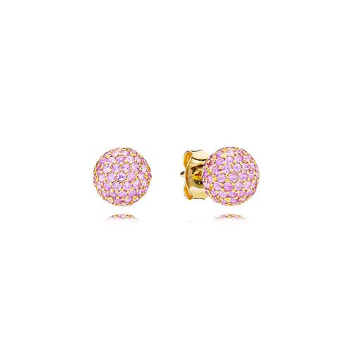 Utzon Jewellery Copenhagen – Smykker – Sphere-øreringe i guld