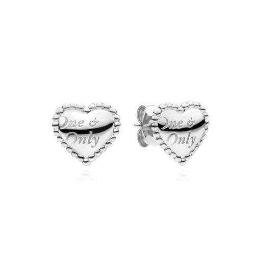 Utzon Jewellery Copenhagen – Smykker – One & Only øreringe i sølv