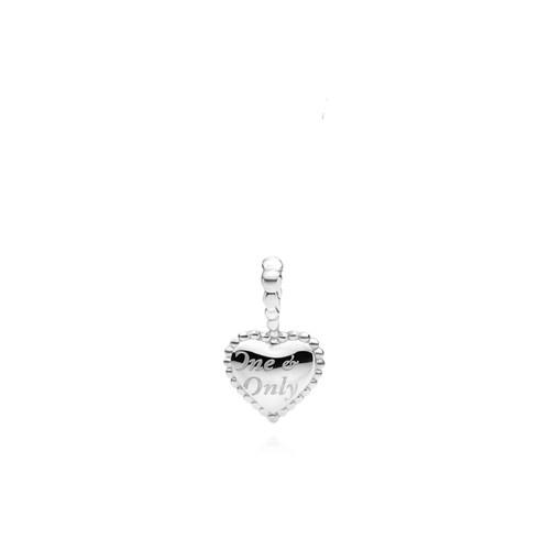 Utzon Jewellery Copenhagen - Smykker - One & Only vedhæng i sølv