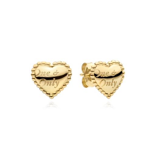 Utzon Jewellery Copenhagen - Smykker - One & Only øreringe i guld
