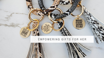 Mantra Accessories that Empower & Encourage Her