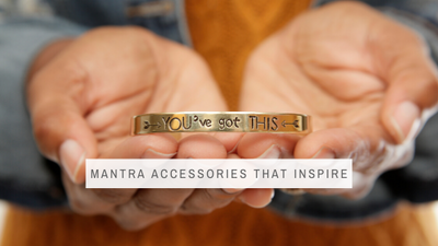 Mantra Accessories that Spark Inspiration