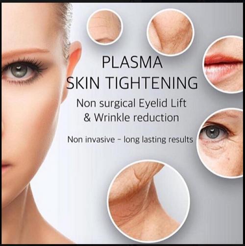 Plasma Pen - Vertical Lip Lines/ Lip Flip