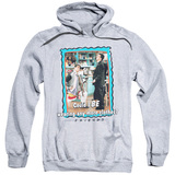 Friends Any More Clothes Adult Pullover Hoodie Sweatshirt Athletic Heather