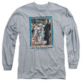 Friends Any More Clothes Adult Long Sleeve T-Shirt Athletic Heather