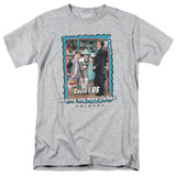 Friends Any More Clothes Adult 18/1 T-Shirt Athletic Heather