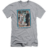 Friends Any More Clothes Adult 30/1 T-Shirt Athletic Heather