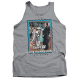 Friends Any More Clothes Adult Tank Top T-Shirt Athletic Heather
