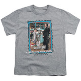 Friends Any More Clothes Youth T-Shirt Athletic Heather