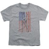 MASH Hang Em High Youth T-Shirt Athletic Heather