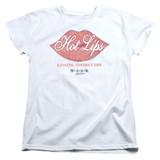 MASH Hot Lips Women's T-Shirt White