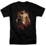 The Flash Kid The Flash Adult 18/1 T Shirt Black