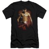 The Flash Kid The Flash Adult 30/1 T-Shirt Black