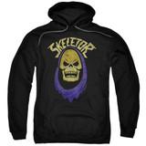 Masters Of The Universe Hood Adult Pullover Hoodie Sweatshirt Black