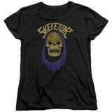 Masters Of The Universe Hood Women's T-Shirt Black
