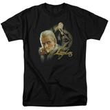 Lord of the Rings Legolas Adult 18/1 T-Shirt Black