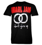 Pearl Jam Don't Give Up Adult T-Shirt