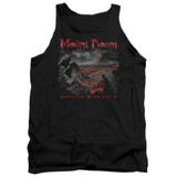 Lord Of The Rings Power Corrupts Adult Tank Top T-Shirt Black