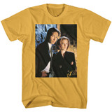 The X-Files Team Aliens Ginger Adult T-Shirt