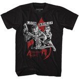 Resident Evil Reinvented Black Adult T-Shirt
