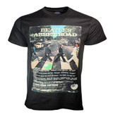 Beatles 8-Track Abbey Road 50th Anniversary Classic T-Shirt