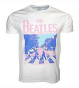 Beatles 50th Anniversary Abbey Road White Classic T-Shirt