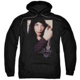 Lord of the Rings Arwen Adult Pullover Hoodie Sweatshirt Black