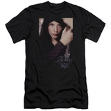Lord of the Rings Arwen Adult 30/1 T-Shirt Black