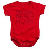 Steven Universe Beach Hunk Baby Onesie T-Shirt Red