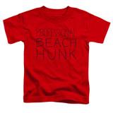Steven Universe Beach Hunk Toddler T-Shirt Red