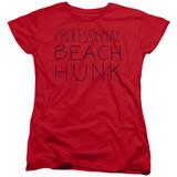 Steven Universe Beach Hunk Women's T-Shirt Red