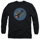 Steven Universe Cool Dad Adult Long Sleeve T-Shirt Black