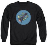 Steven Universe Cool Dad Adult Crewneck Sweatshirt Black