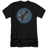 Steven Universe Cool Dad Adult 30/1 T-Shirt Black