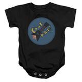 Steven Universe Cool Dad Baby Onesie T-Shirt Black