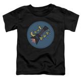 Steven Universe Cool Dad Toddler T-Shirt Black