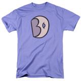 Steven Universe Big Donut Adult T-Shirt Lavender
