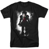 IT Floater Adult 18/1 T-Shirt Black