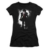 IT Floater Junior Women's T-Shirt Black