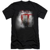 IT Chapter Two Come Back And Play Adult 30/1 T-Shirt Black