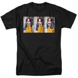 IT 1990 Joke Adult 18/1 T-Shirt Black