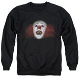 IT 1990 Every Nightmare You've Ever Adult Crewneck Sweatshirt Black