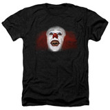 IT 1990 Every Nightmare You've Ever Adult Heather T-Shirt Black